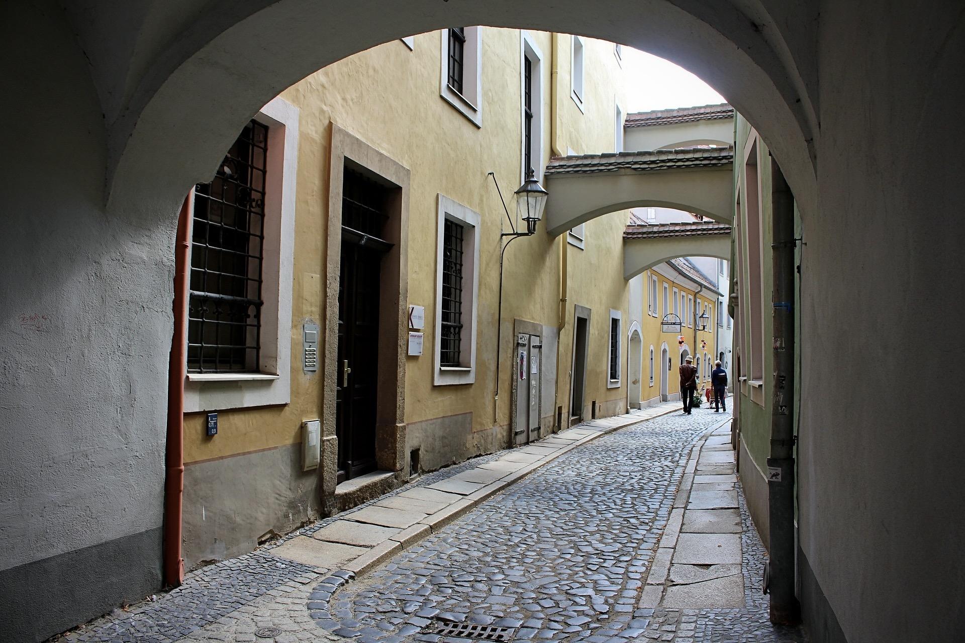 Die Filmstadt Görlitz ist eine der schönsten Städte Deutschlands
