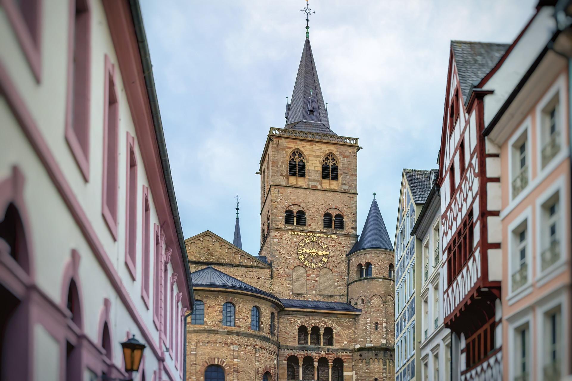 Die Stadt Trier ist eine der schönsten
