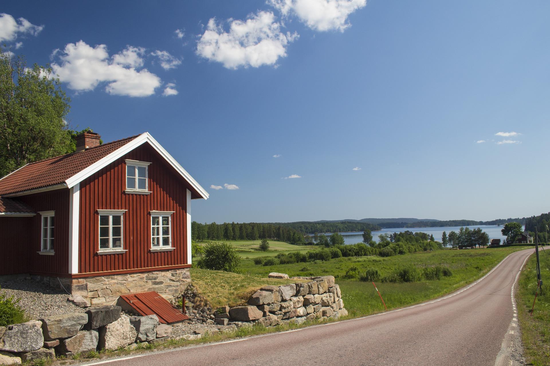 Zu den Europa Roadtrips gehört auch Schweden