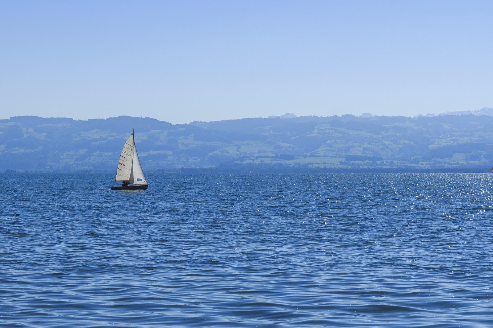Der Bodensee ist einer der schönsten Ausflugsziele Baden-Württembergs