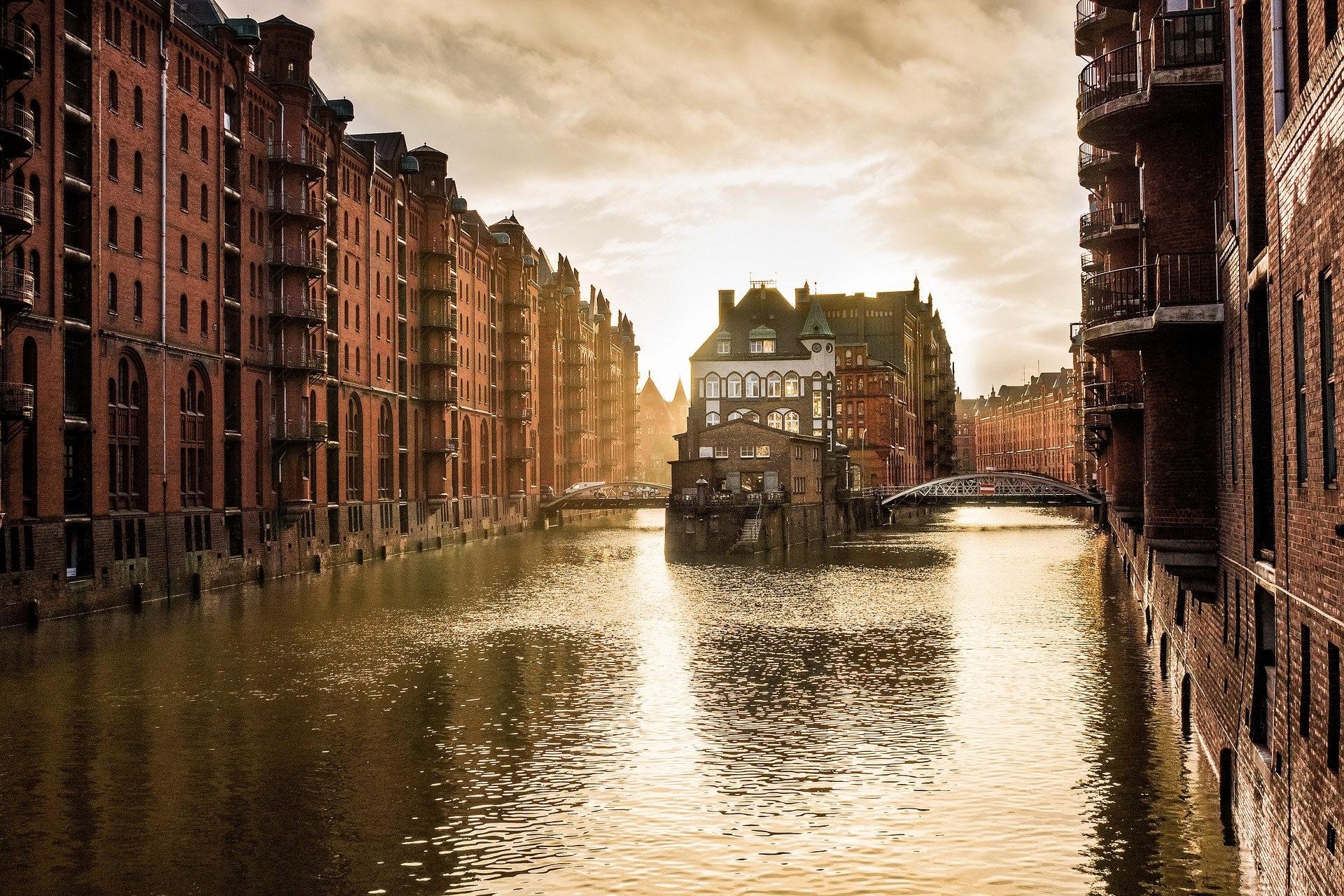 Die Hamburger Speicherstadt ist eine der Top Highlights