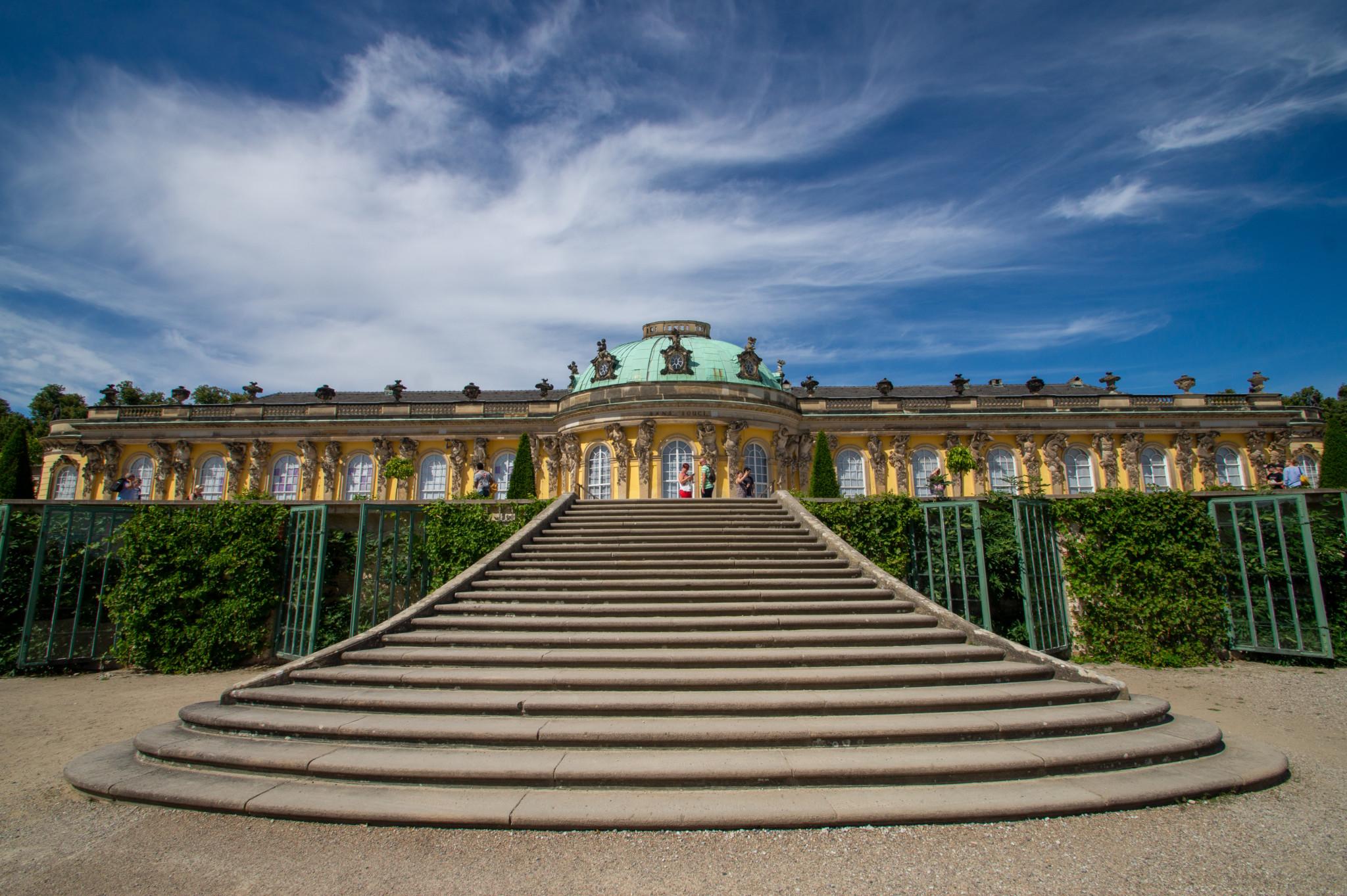 Zu den Städten in Brandenburg gehört an erster Stelle Potsdam