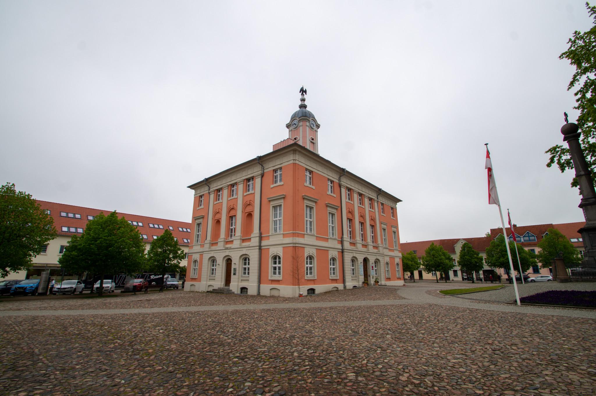 Zu den Städten in Brandenburg gehört auch Templin