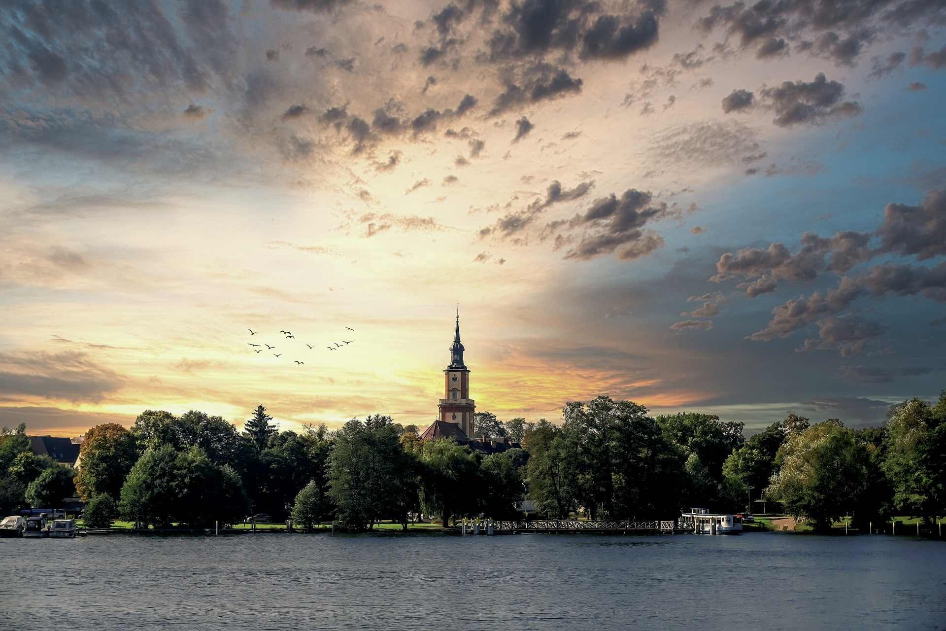 Brandenburg Städte
