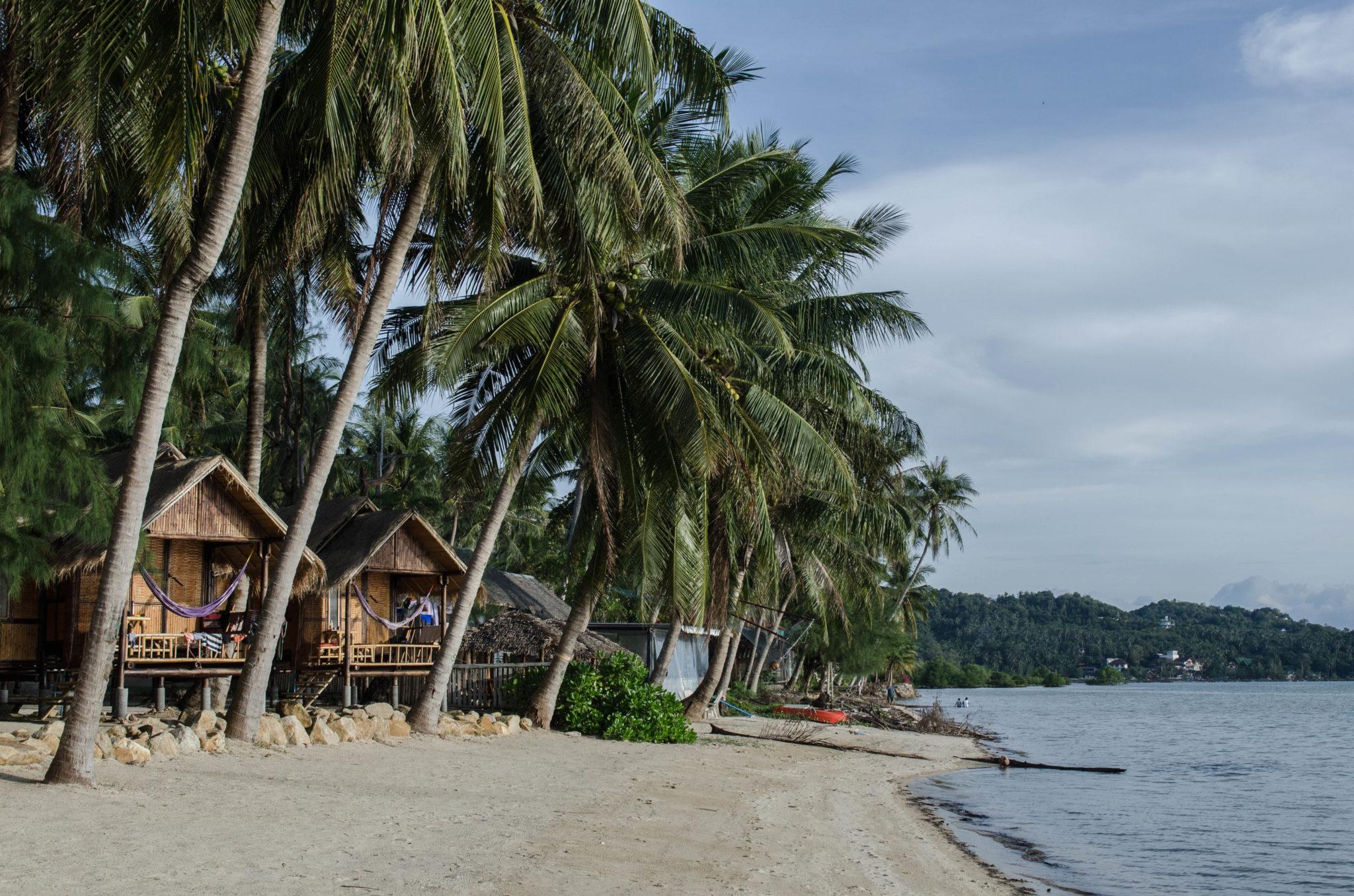Südthailand ist perfekt als Reiseziel im Februar