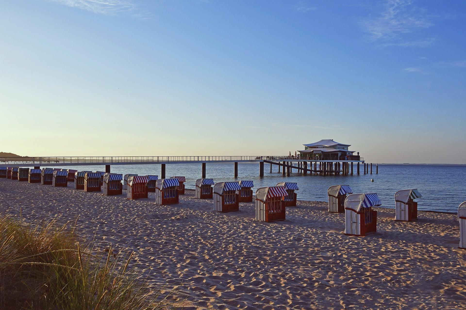 Zu den wichtigsten Orten auf der Ostseeinsel Poel gehört der Timmendorfer Strand