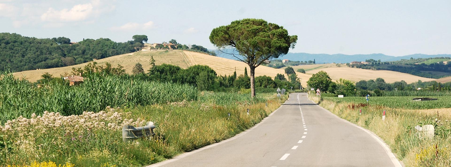 Bei Roadtrips Europa dürfen Italien-Reisen nicht fehlen