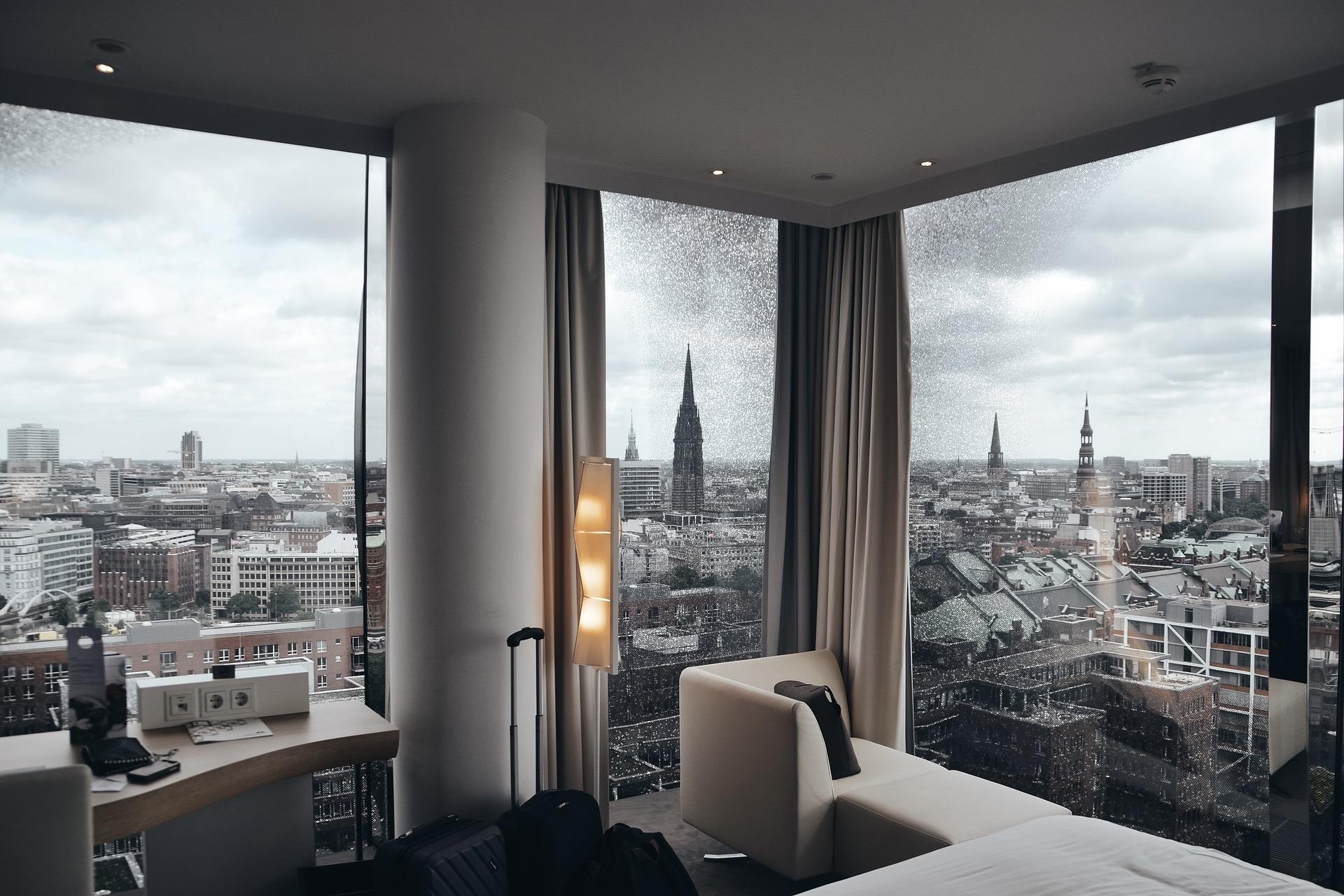 Tipp: Im Westin Hamburg kann man in der Elbphilharmonie übernachten