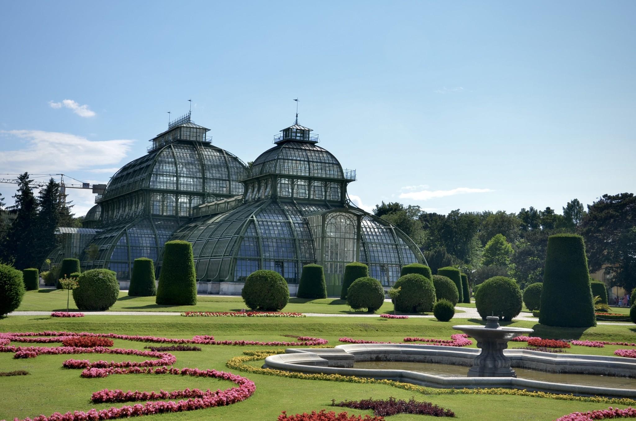 Das Wiener Palmenhaus ist eine der Top 10 Wien Sehenswürdigkeiten
