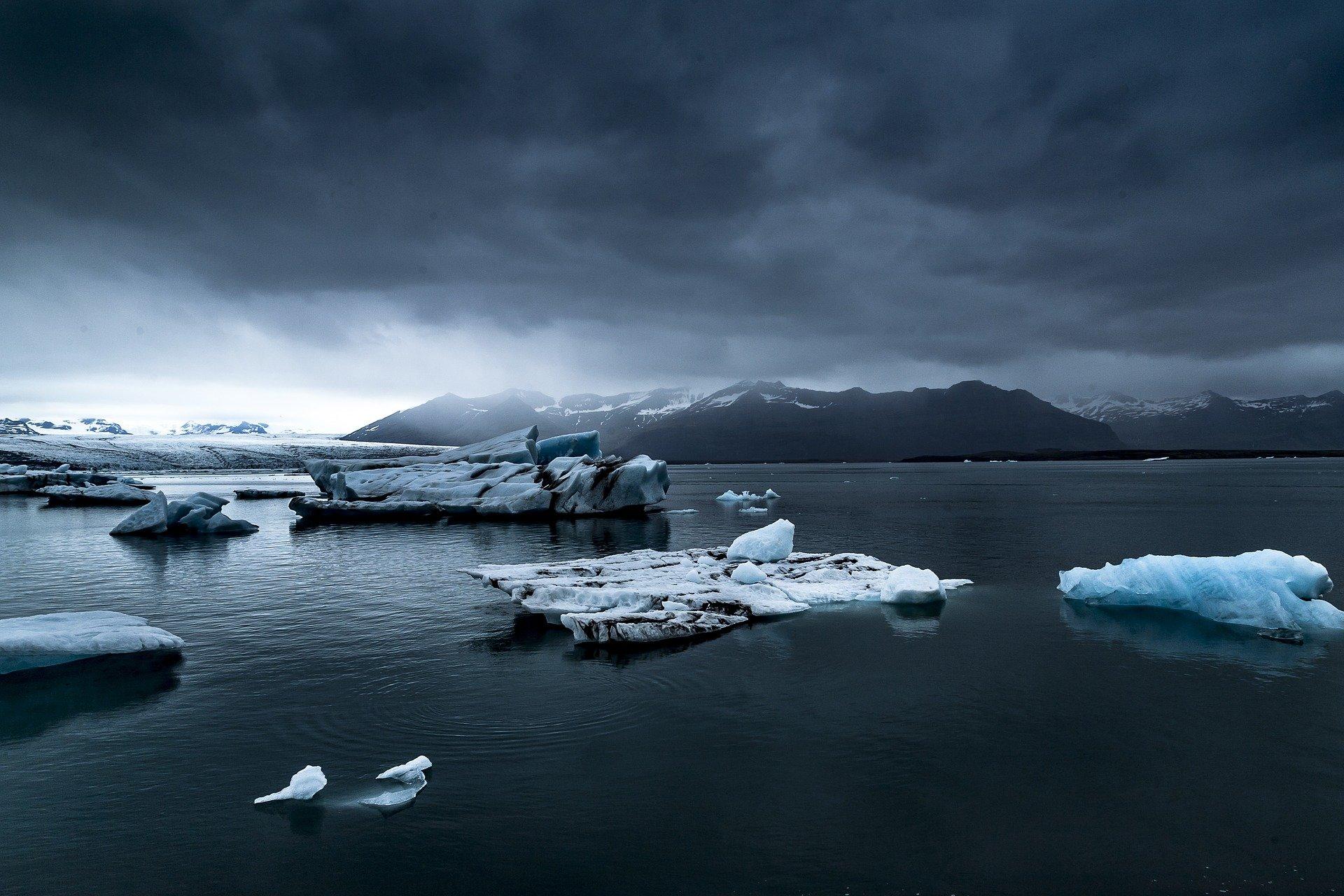 Eine Reise nach Island im Winter