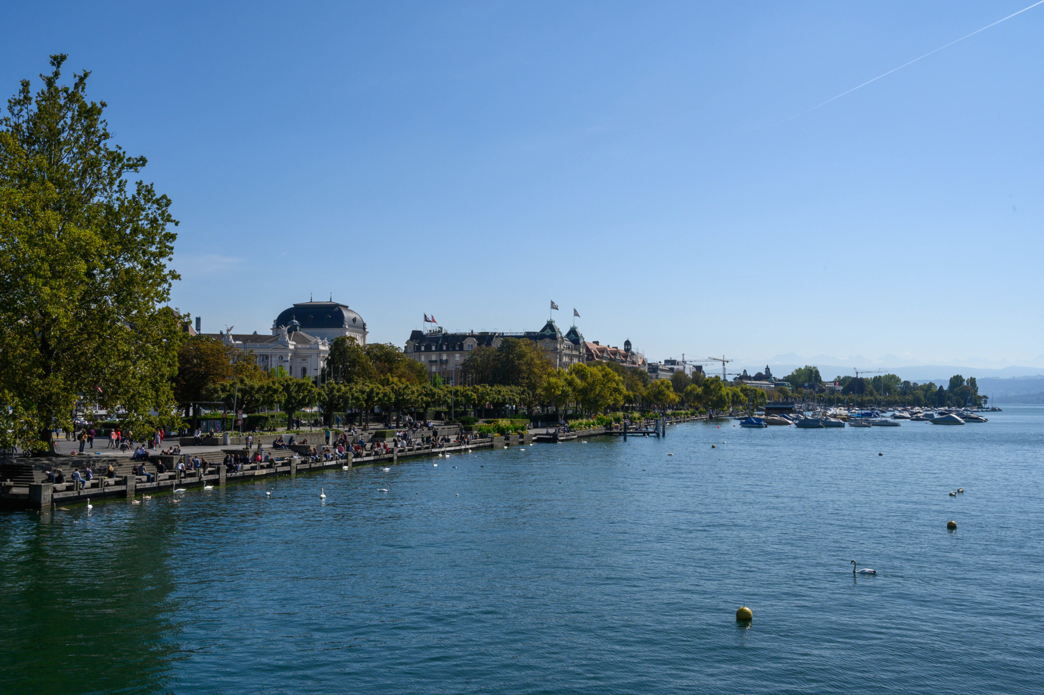 Utoquai in Zürich