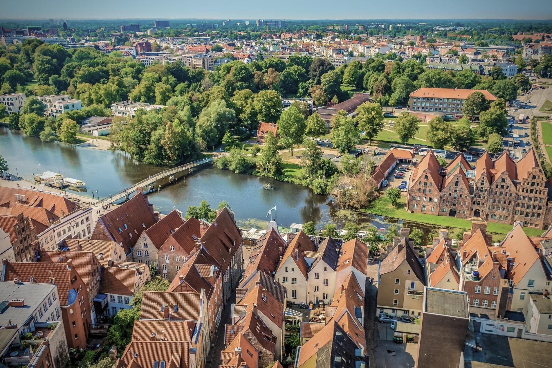 Ein Städtetrip nach Lübeck ist eine tolle Idee