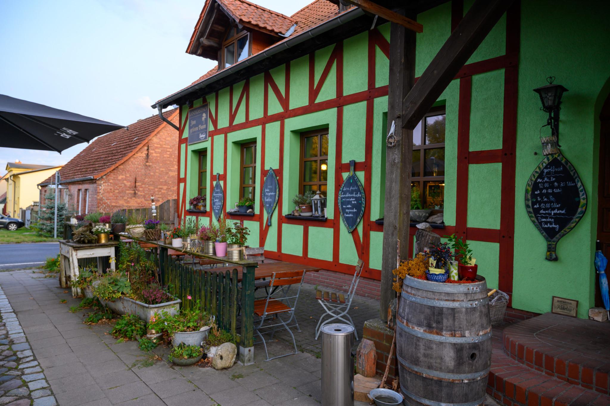 Gemütliche Restaurants in Brandenburg
