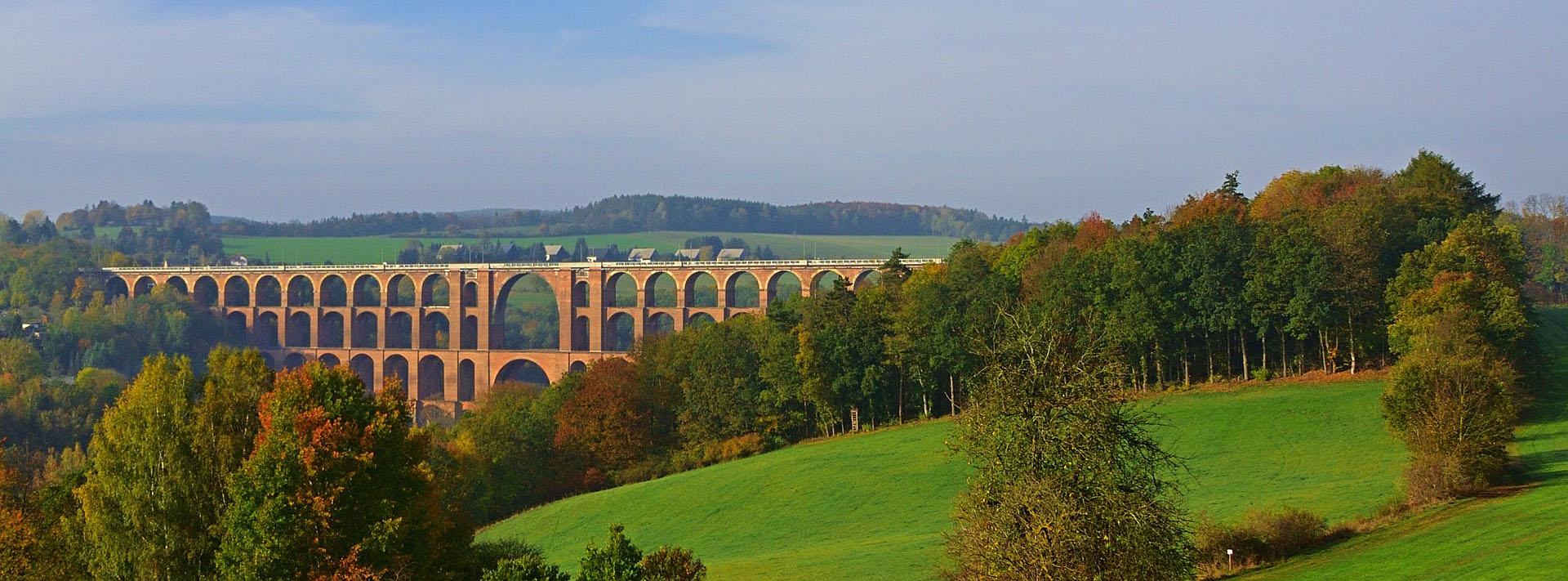 Brücke in Sachsen