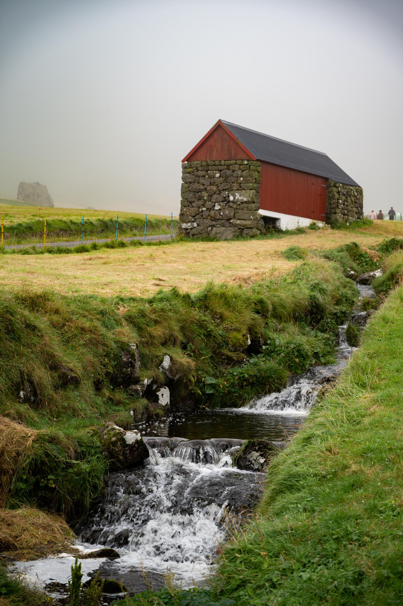 Insel Kalsoy auf den Färöer Inseln