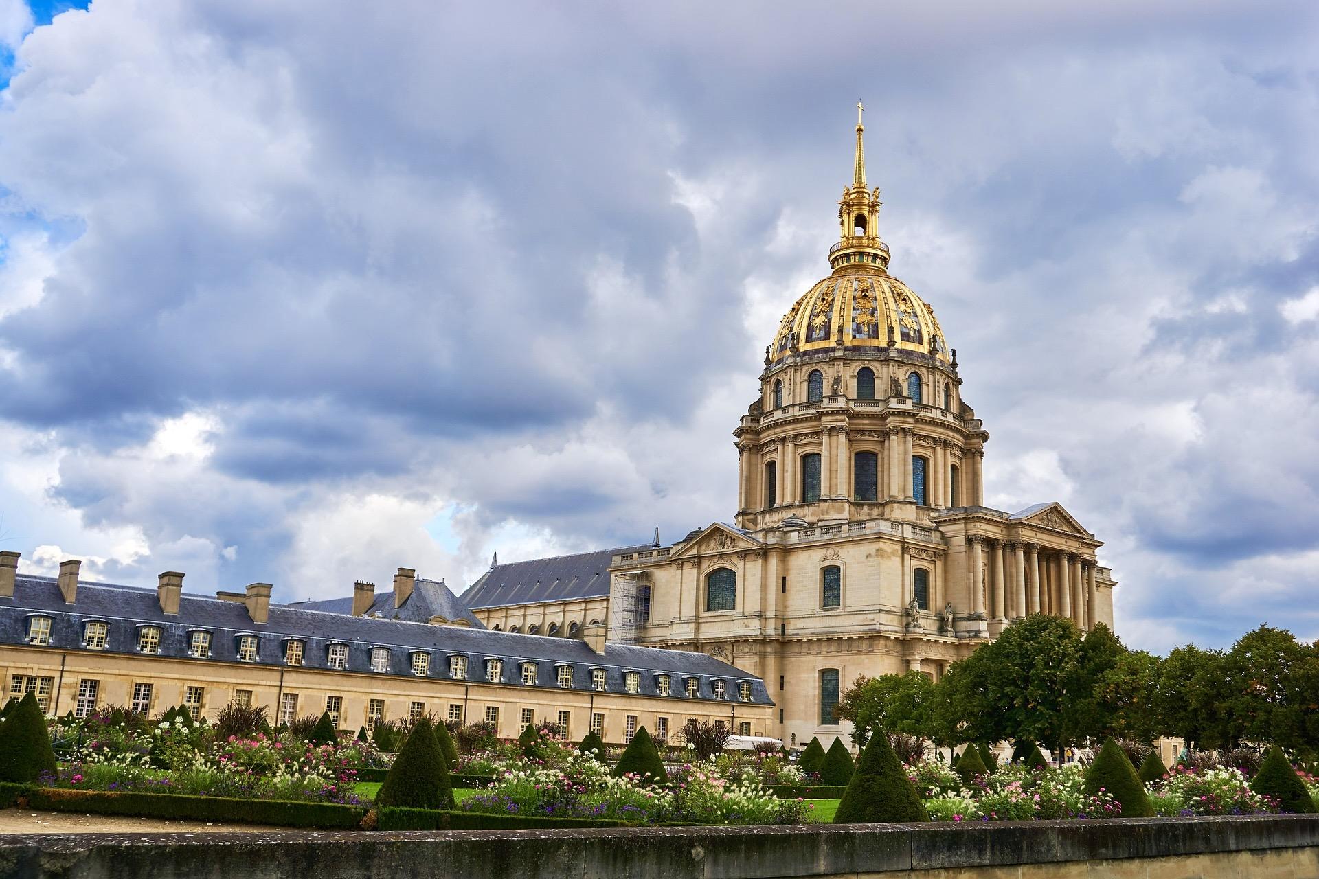 Invalidendom in Paris