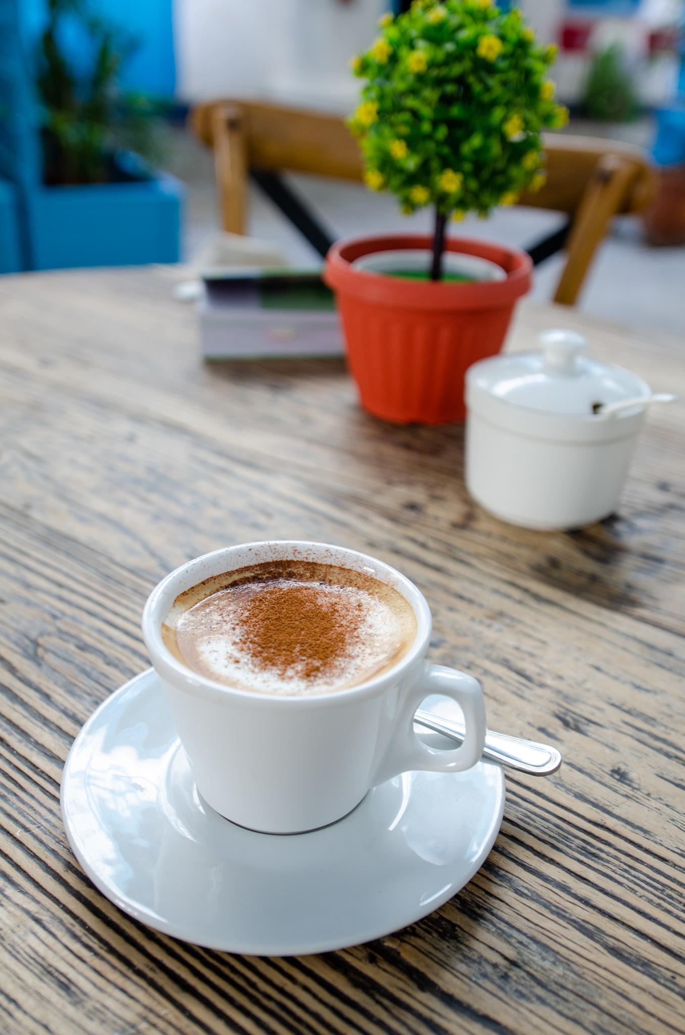 Zu kubanischer Küche gehört auch Kaffee