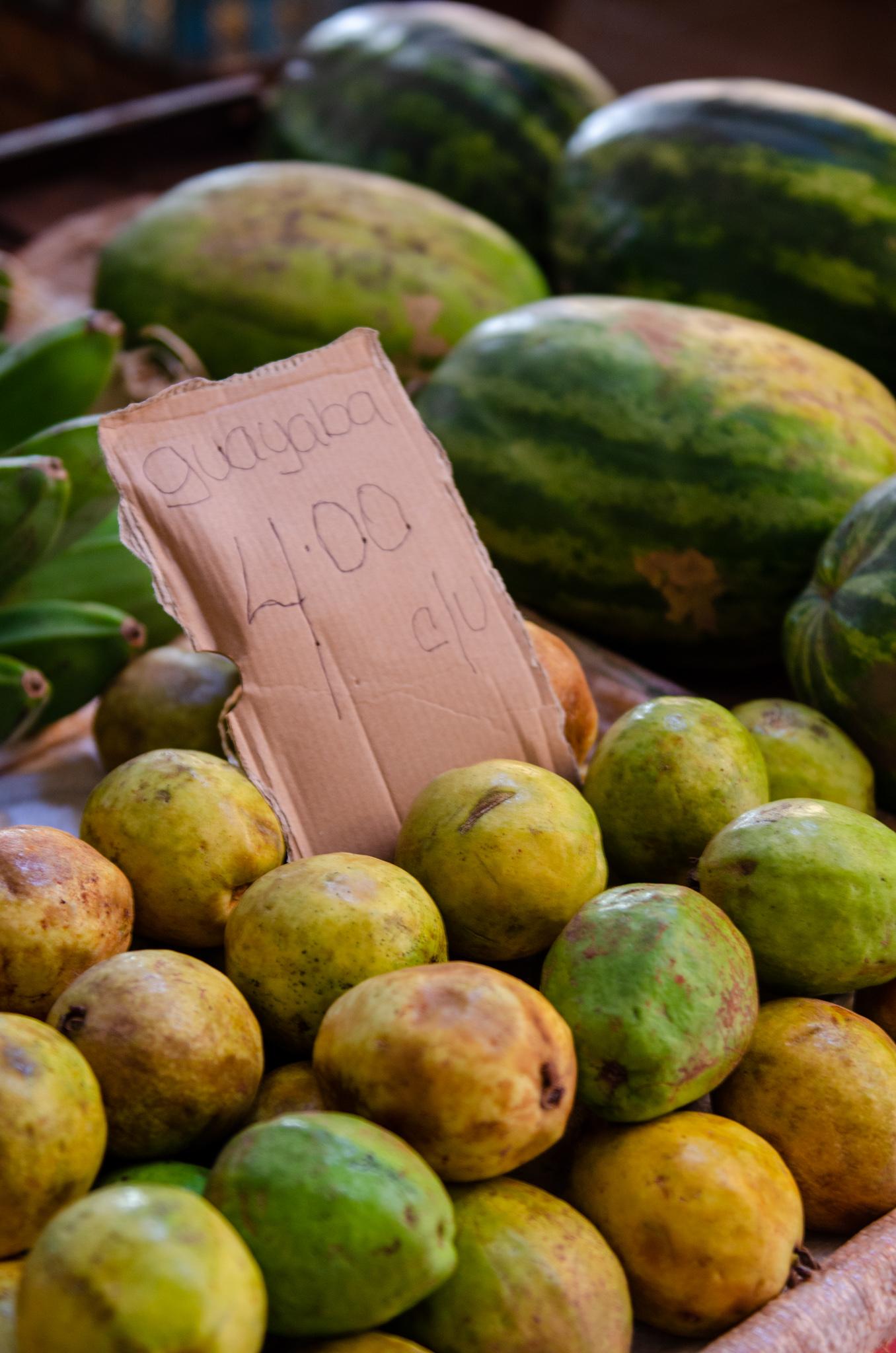 Obst gehört zur kubanischen Küche