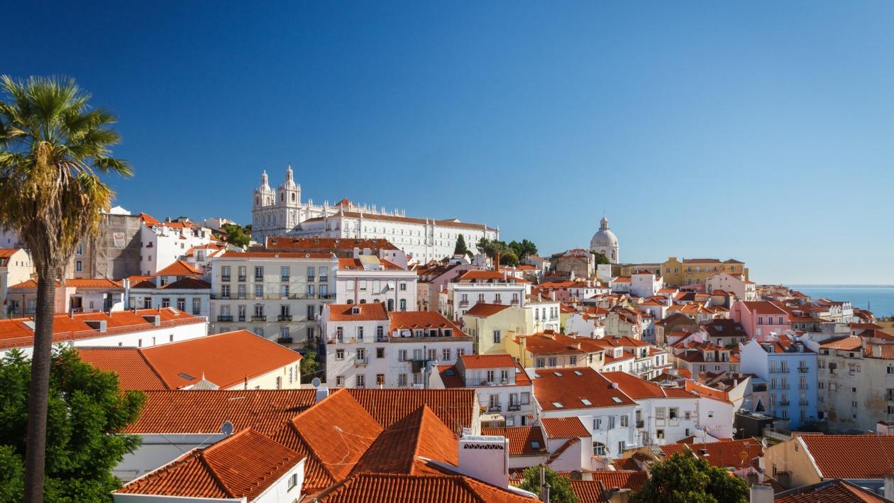 Lissabon gehört zu den schönsten Städten Europas