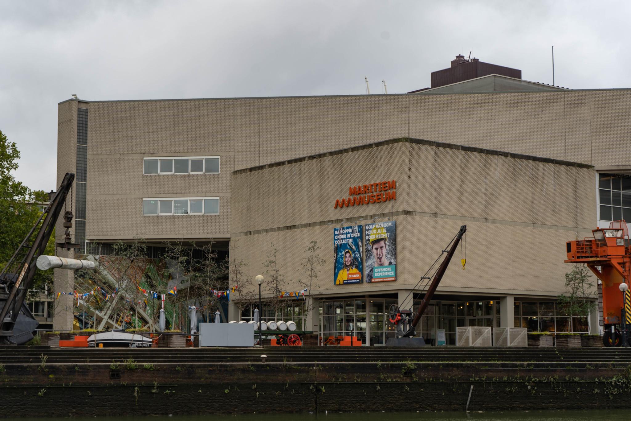 Maritiem Museum in Rotterdam