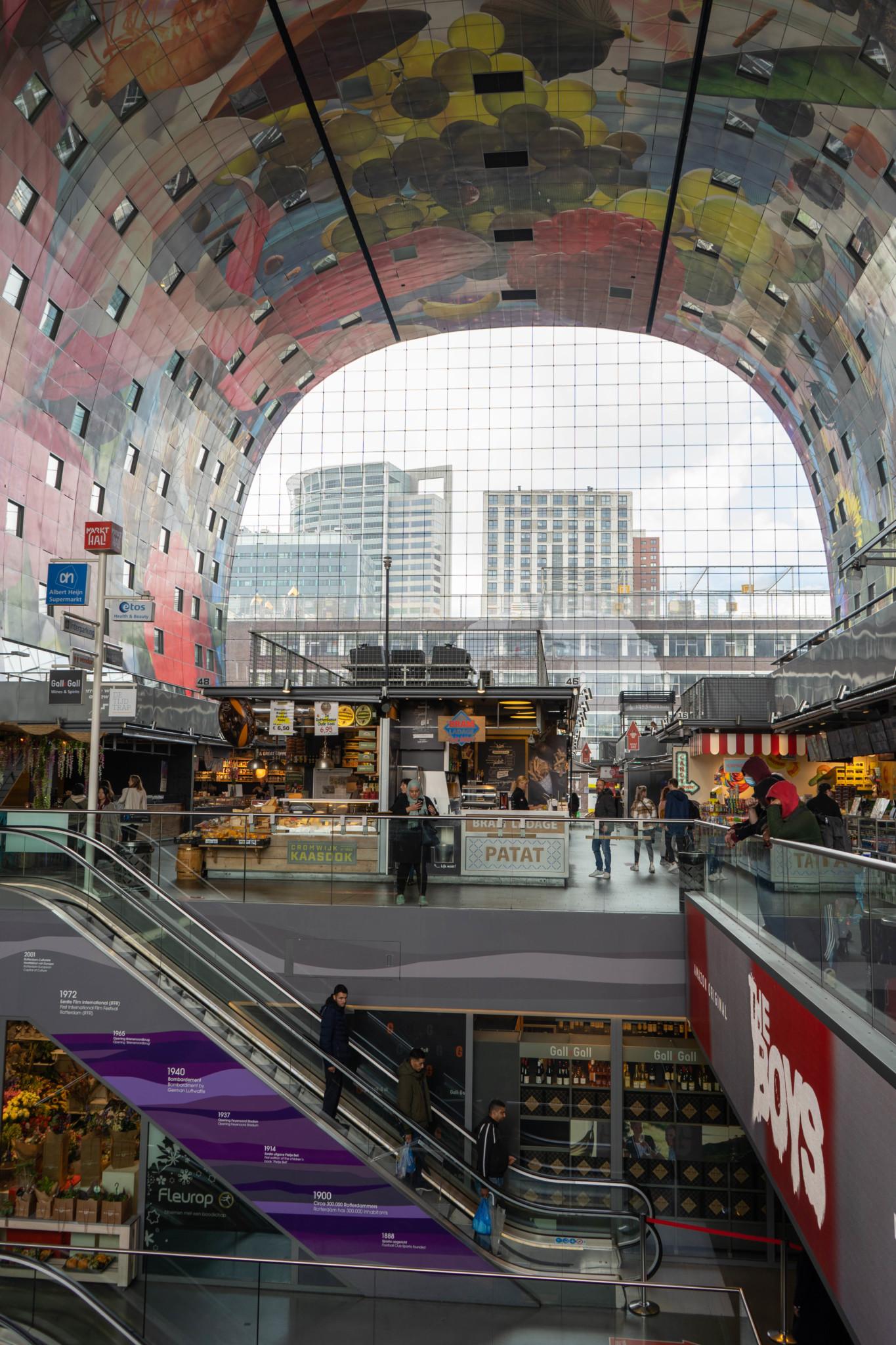 Rotterdam Sehenswürdigkeiten: Rotterdam Sehenswürdigkeiten