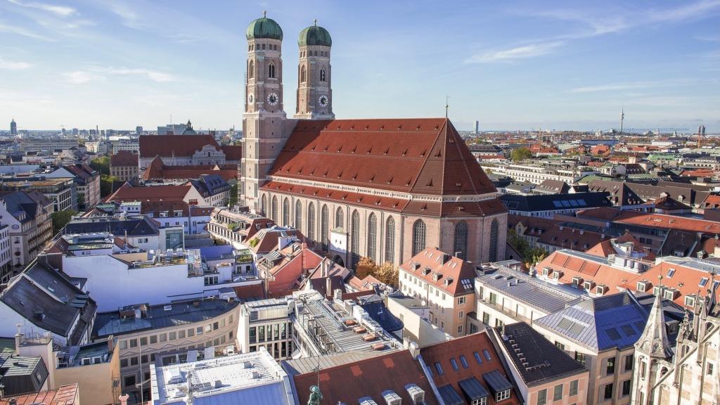 Die Frauenkirche ist eine der wichtigsten München Sehenswürdigkeiten