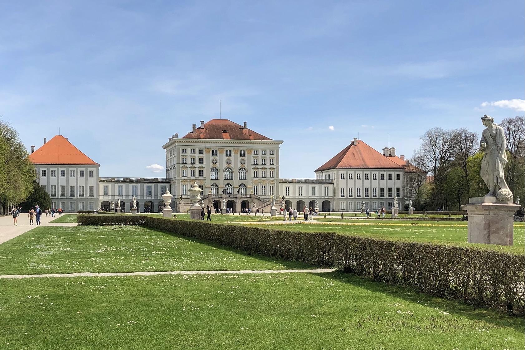 Schloss Nymphenburg ist eine der München Highlights
