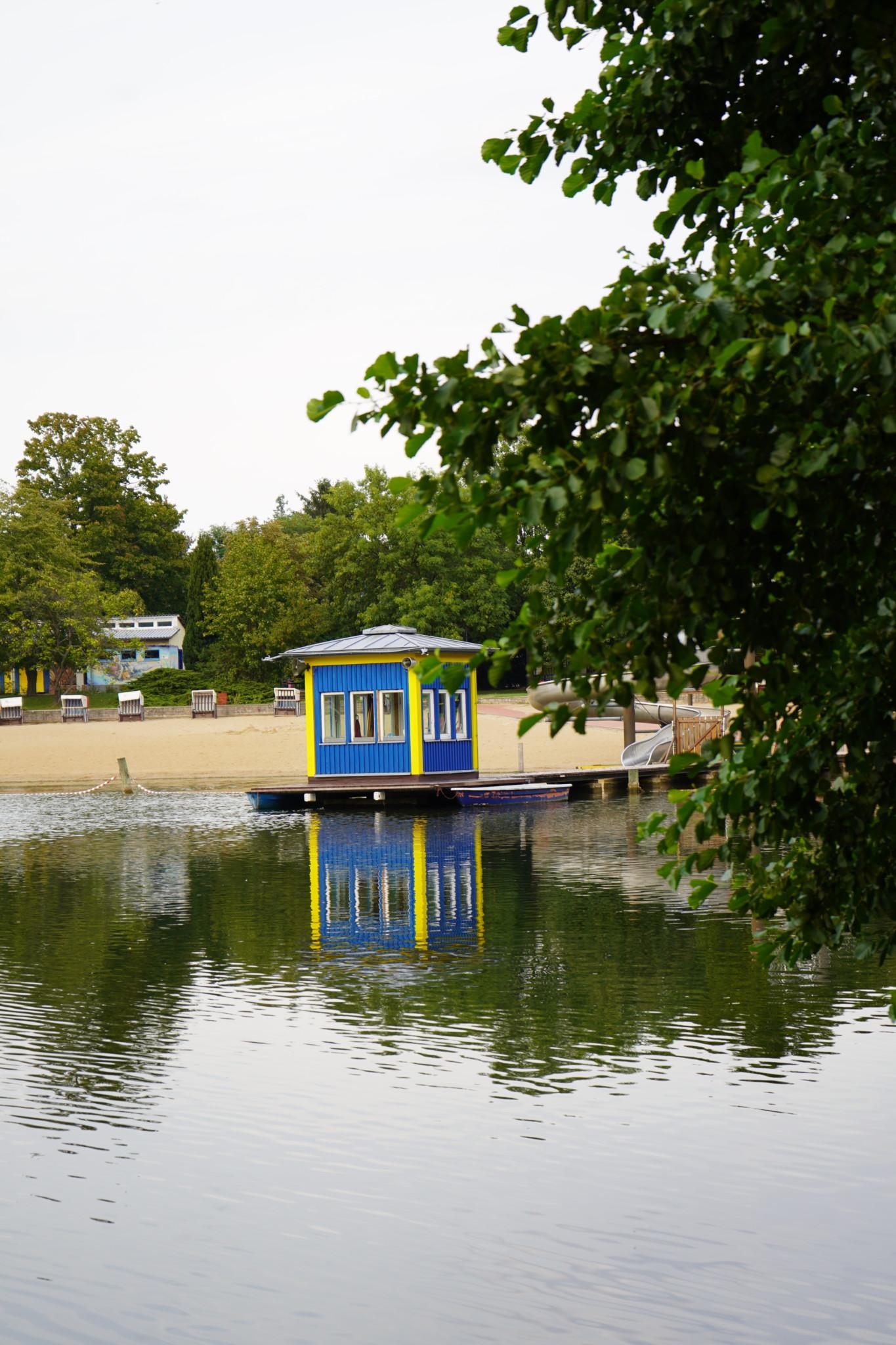 Orankesee in Berlin