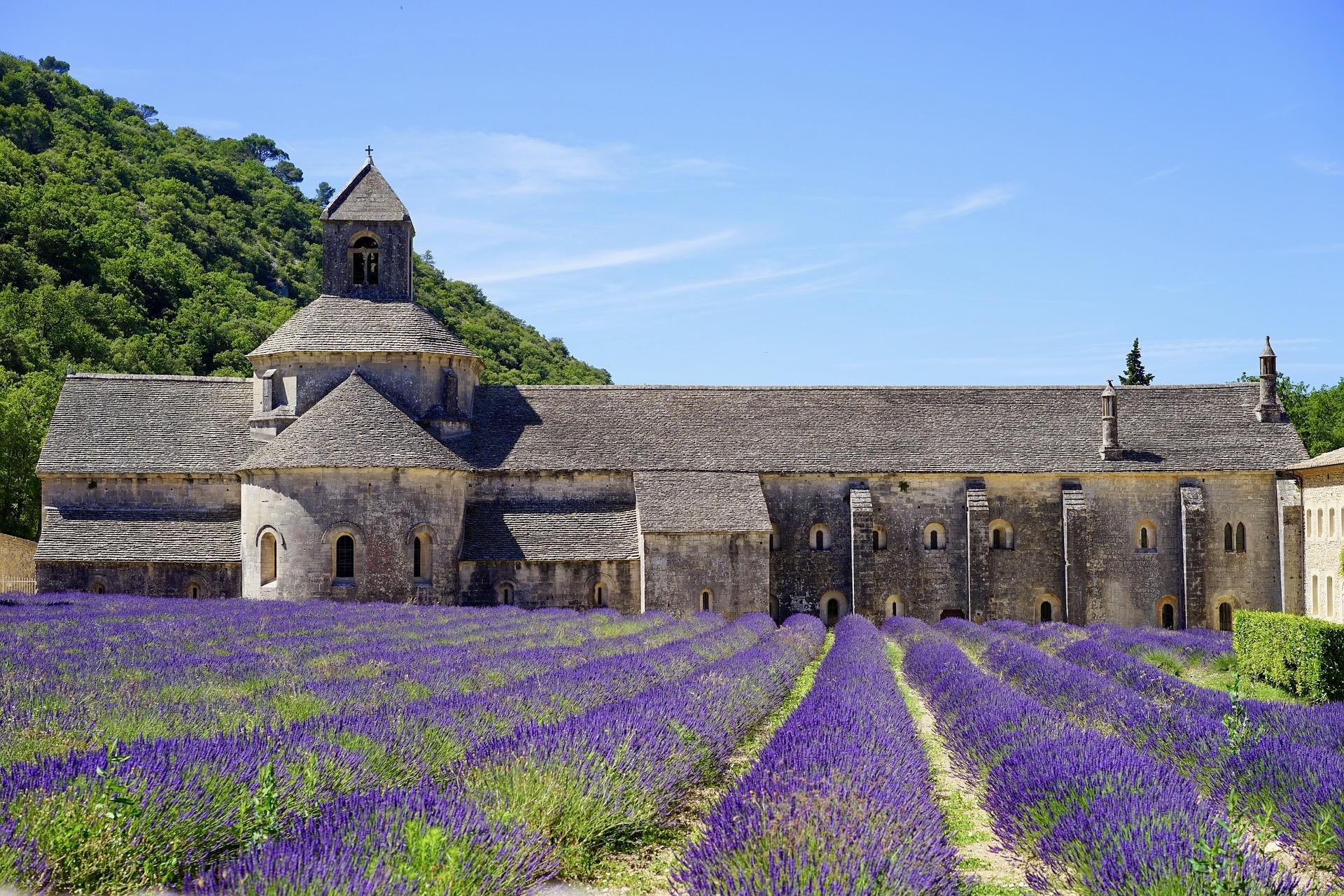 Die Provence bietet einige Frankreich Sehenswürdigkeiten