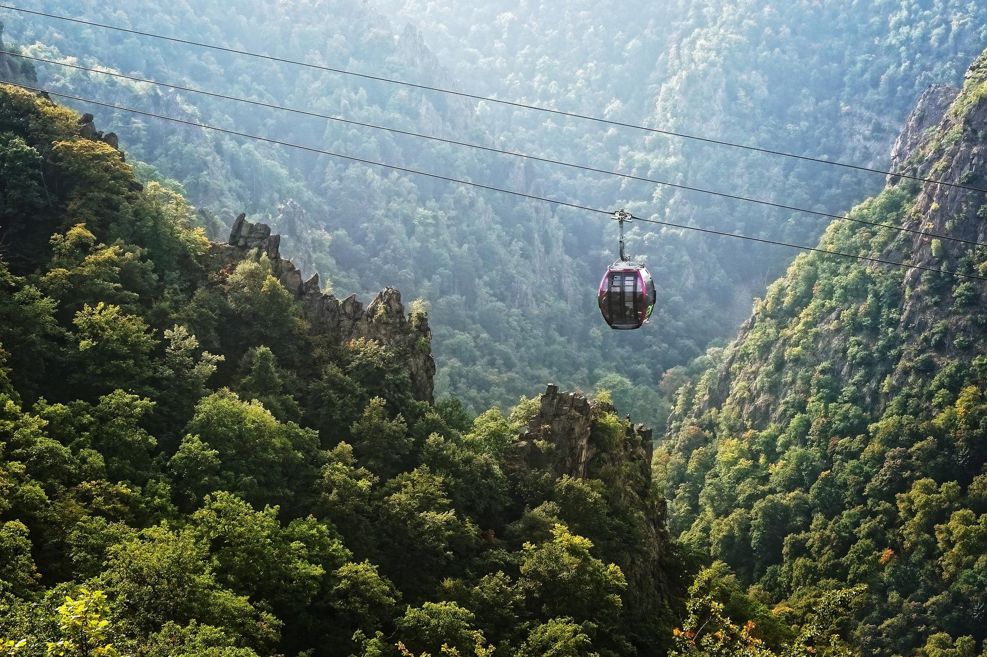 Der Harz gehört zu den schönsten Reisezielen in Deutschland