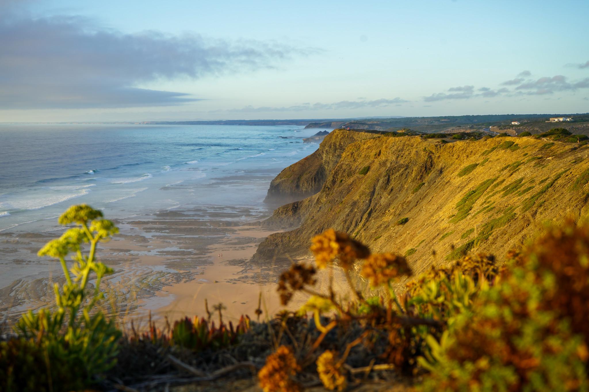 Reiseziele in Europa, wie die Algarve in Portugal