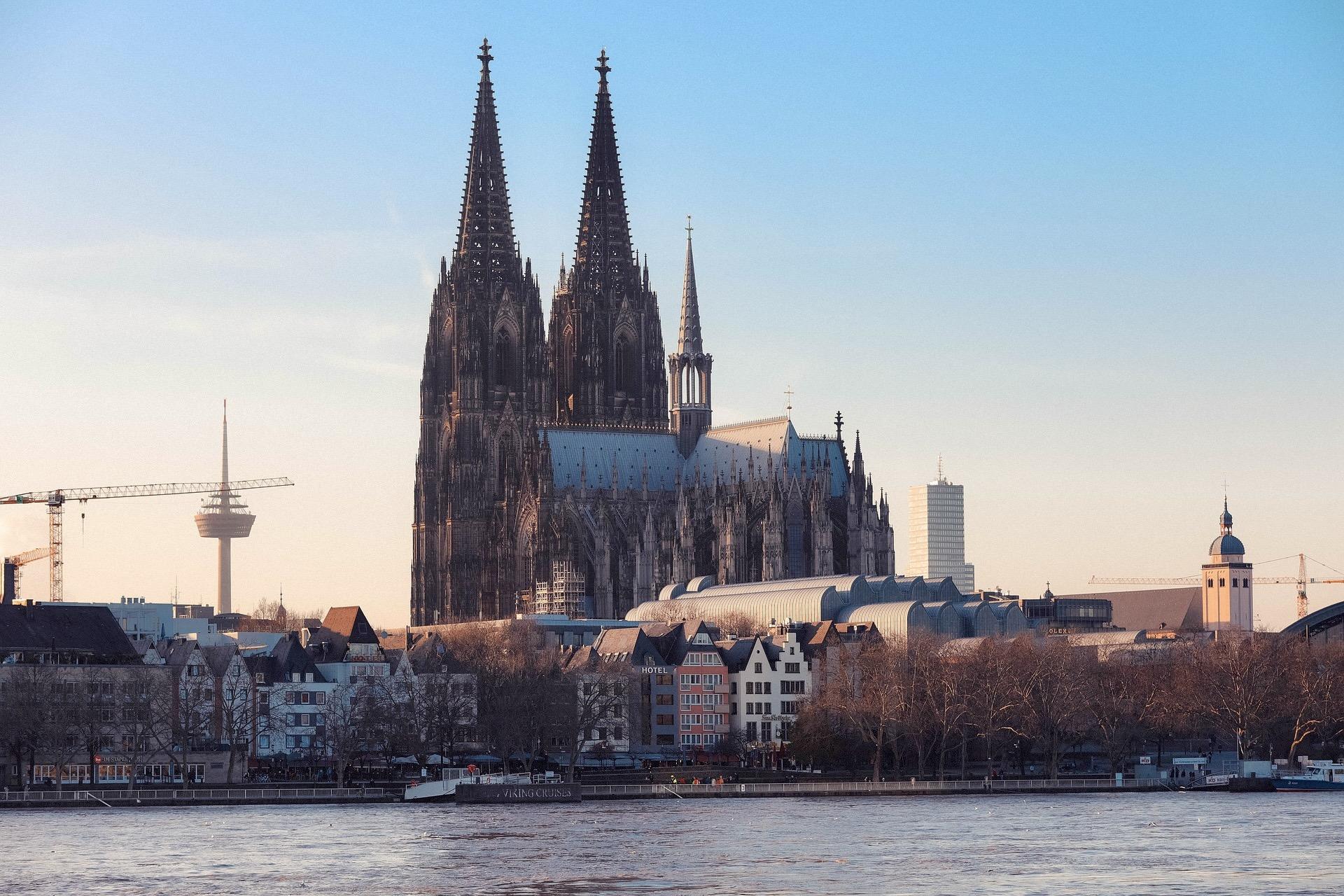 Köln gehört zu den schönsten Reisezielen in Westdeutschland