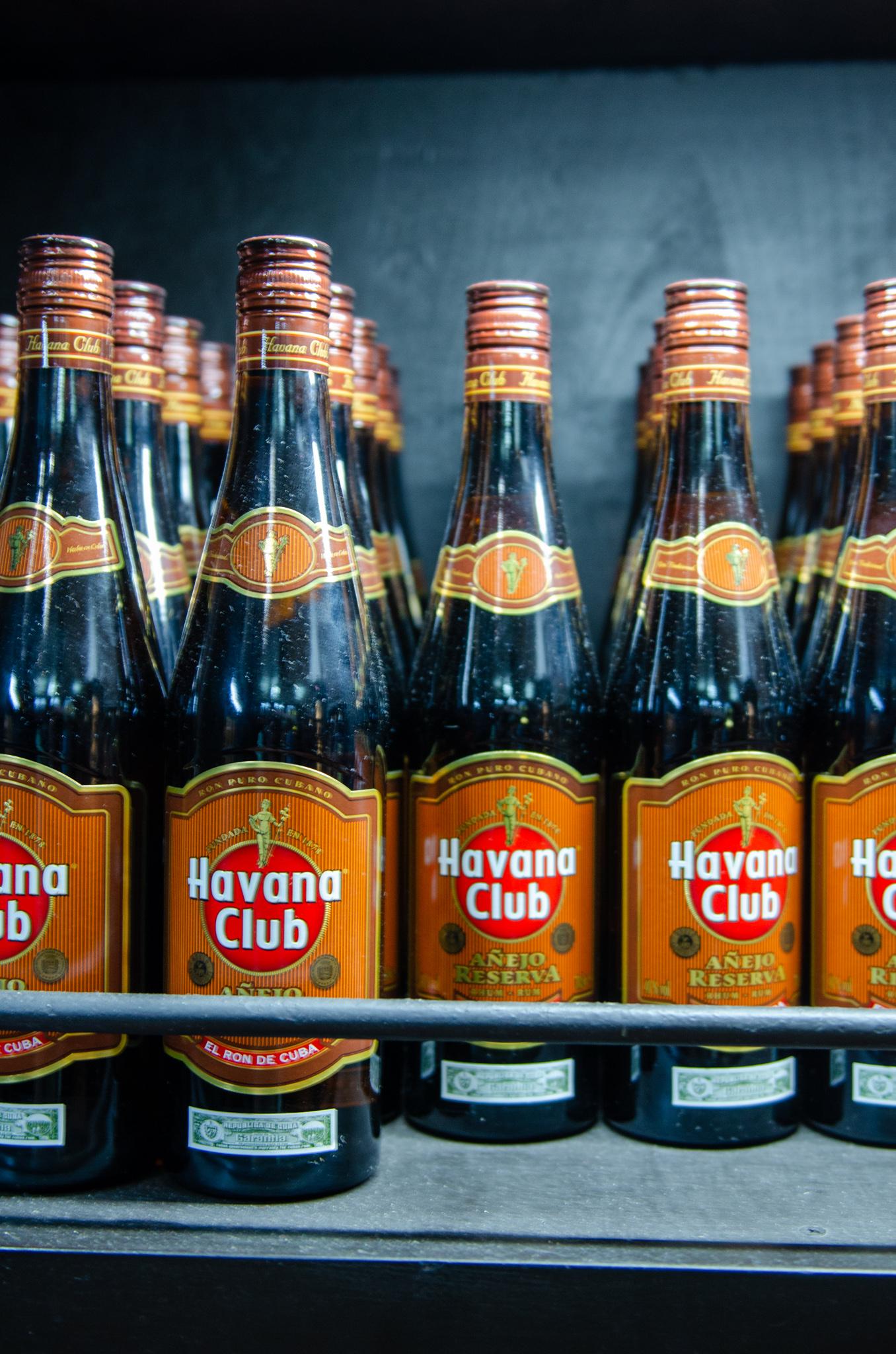Rum in Kuba
