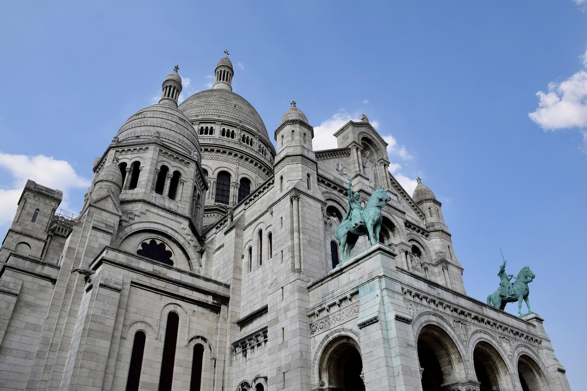 Sacré Coeur in Paris