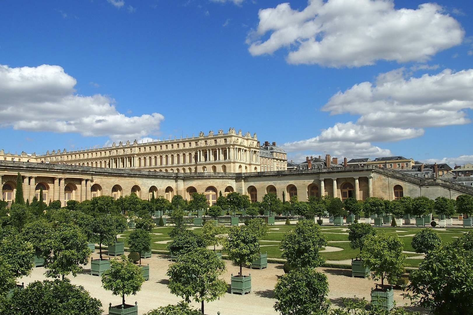 Schloss Versailles gehört zu den spannendsten Frankreich Sehenswürdigkeiten