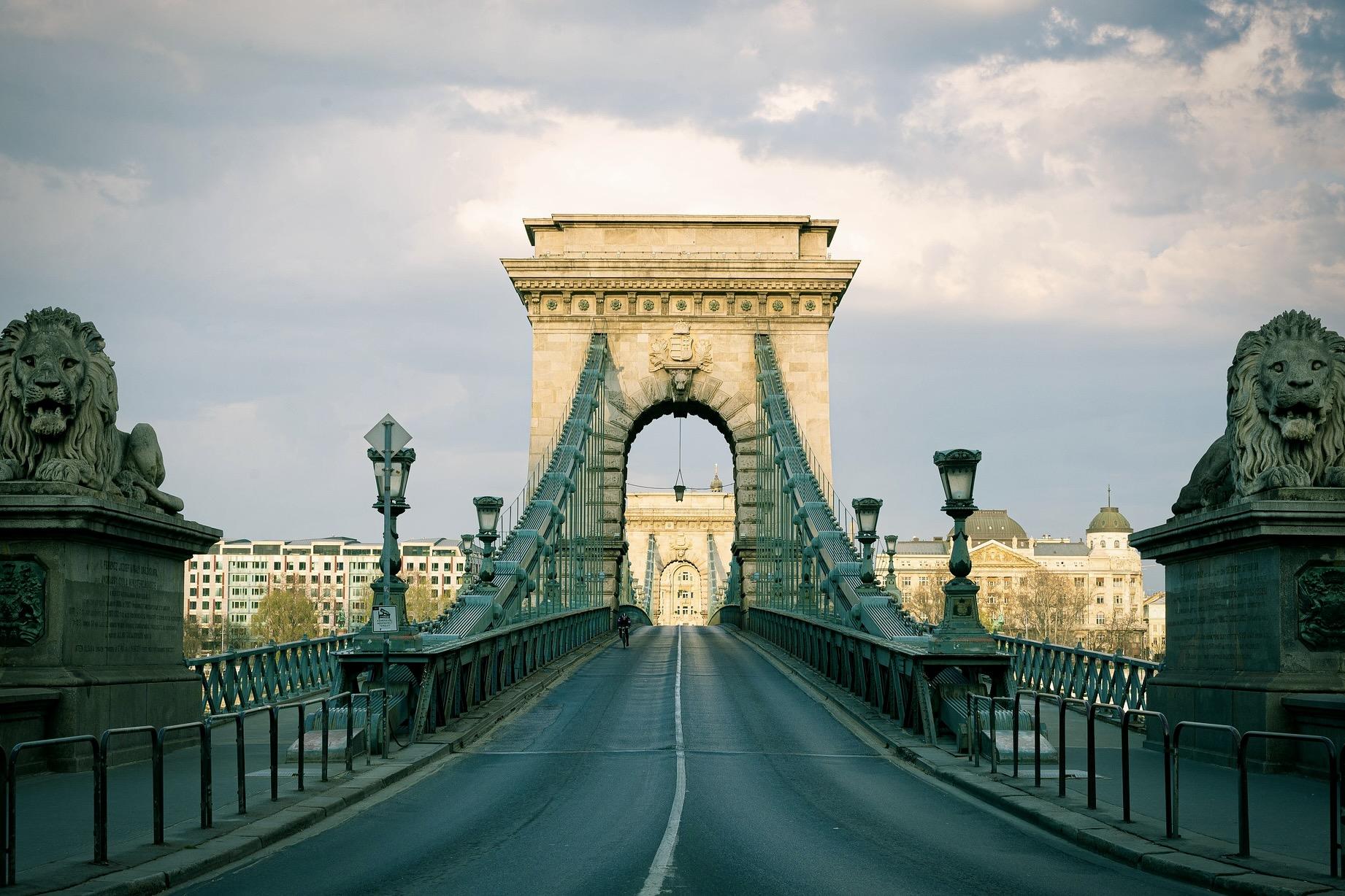 Budapest in Ungarn ist perfekt für einen Wochenendtrip