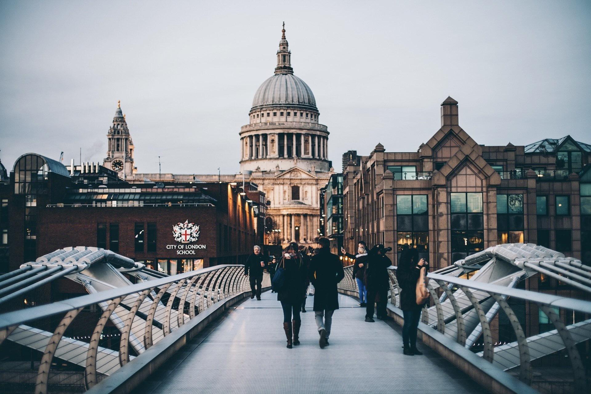 Eine der schönsten Städte in Europa ist London