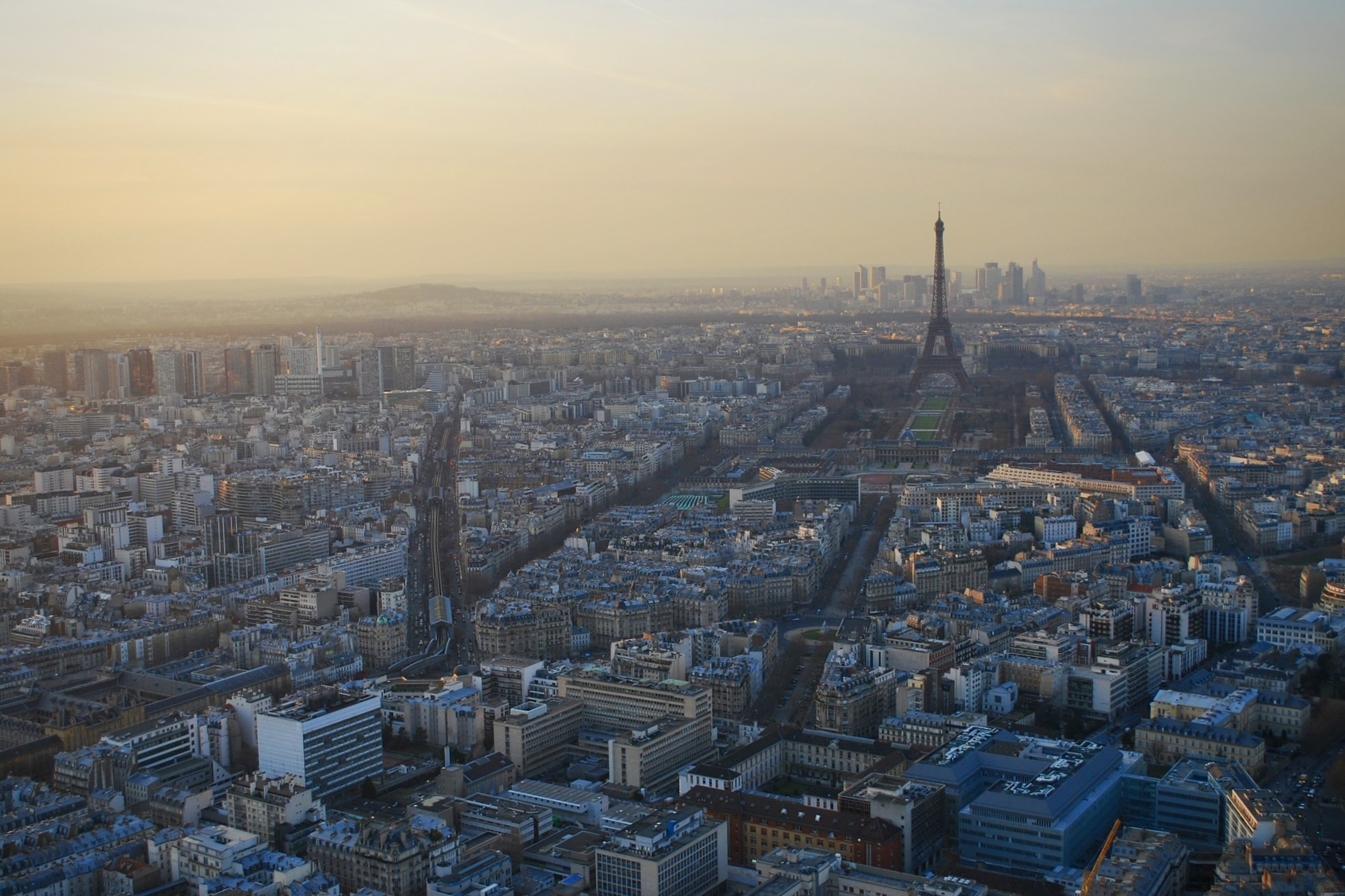 Paris ist als eine der schönsten Städte Europas sehr beliebt