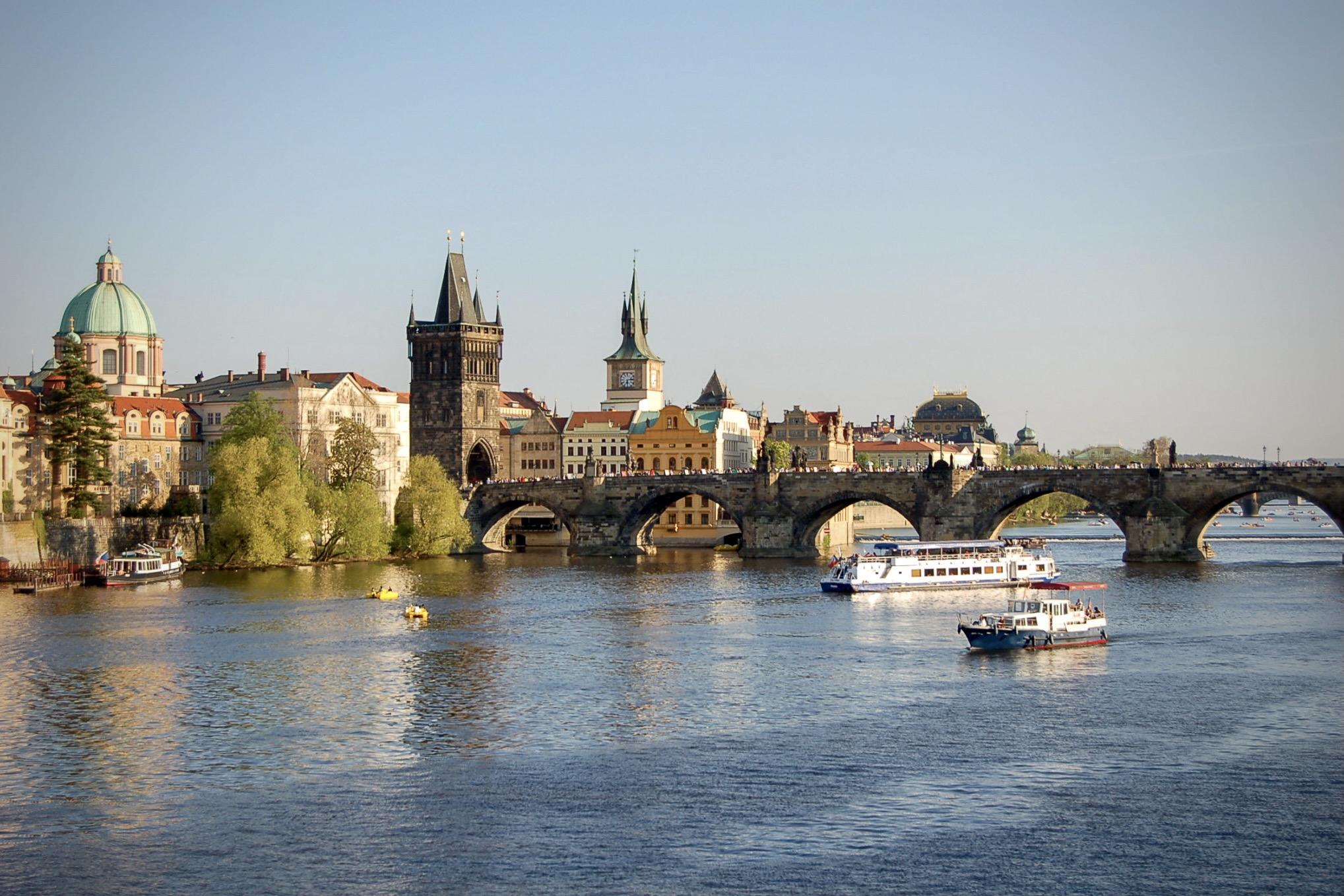 Prag gilt als eine der schönsten Städte in Europa