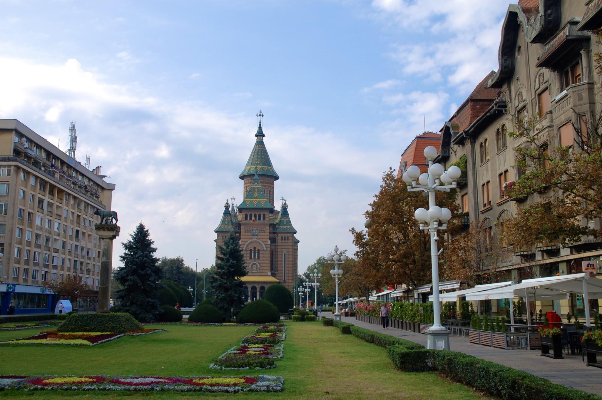 Timisoara in Rumänien ist ein alternativer Städtetrip in Europa