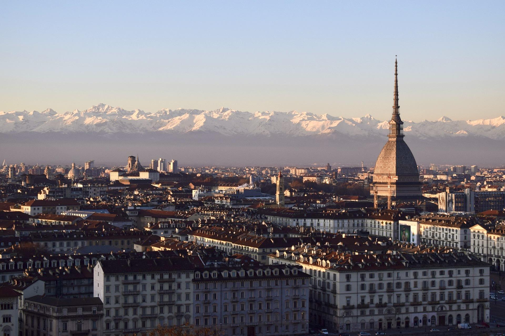 Turin in Norditalien als Städtereise-Ziel