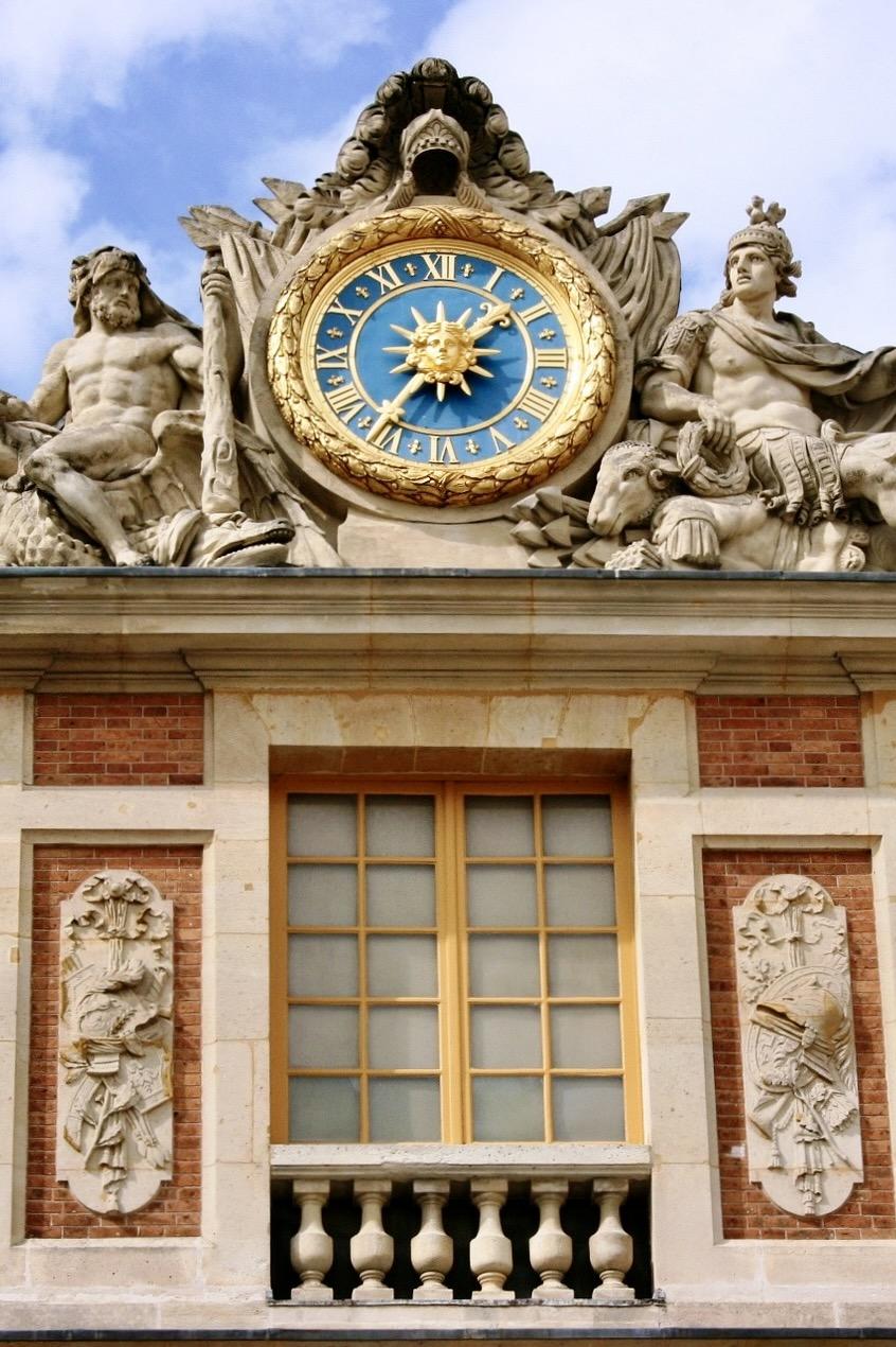 Details in Schloss Versailles