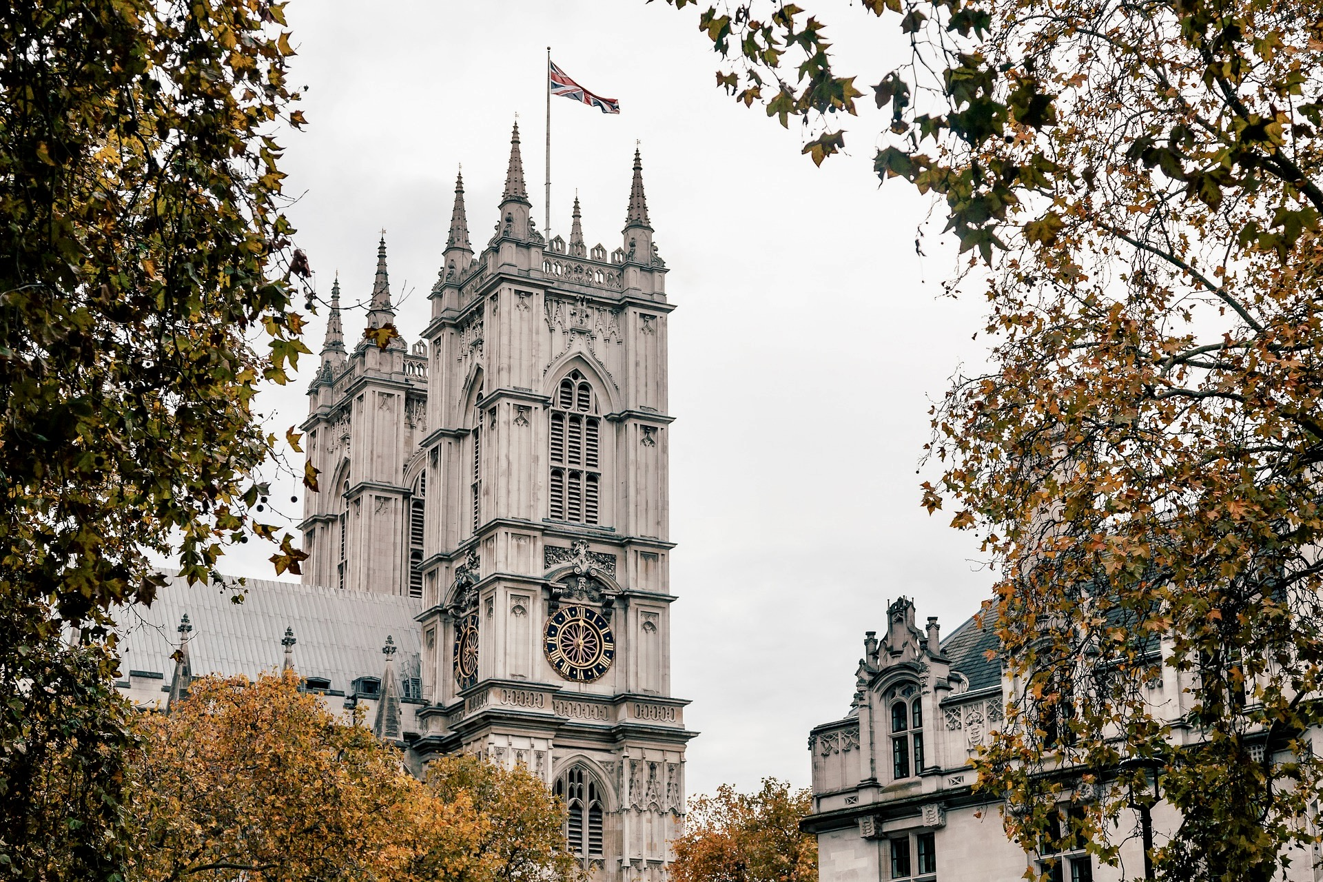 Westminster Abbey gehört zu den London Sehenswürdigkeiten