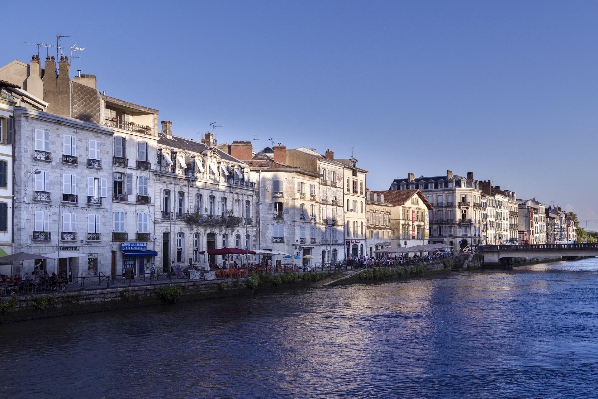 Bayonne in Frankreich