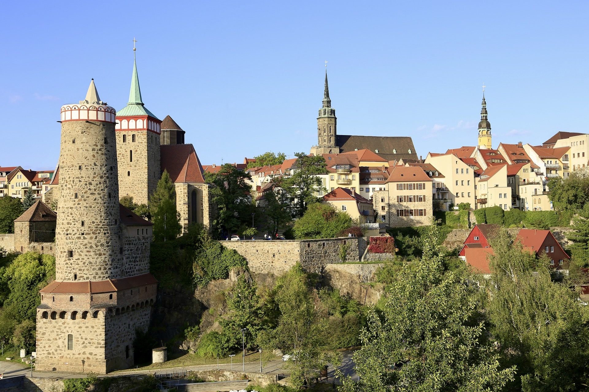 Bautzen in Sachsen