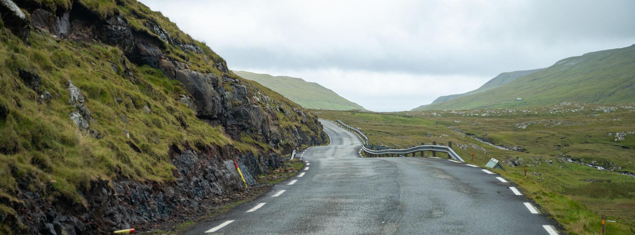 Autofahren Färöer Tipps