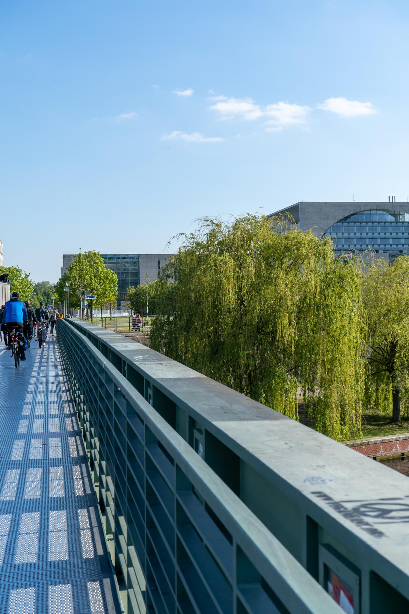 Brückentour in Berlin