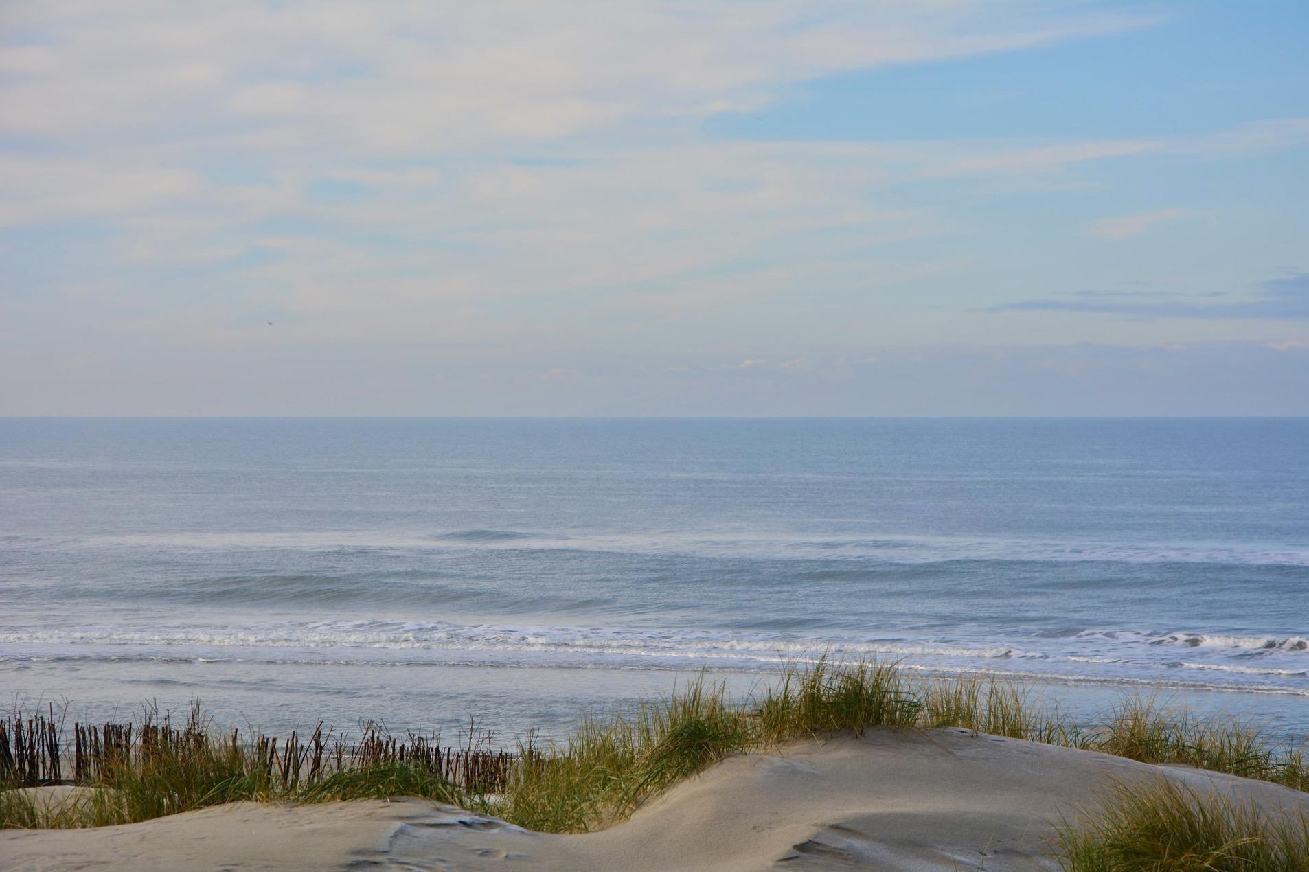 Die Nordsee am Camperduin Beach