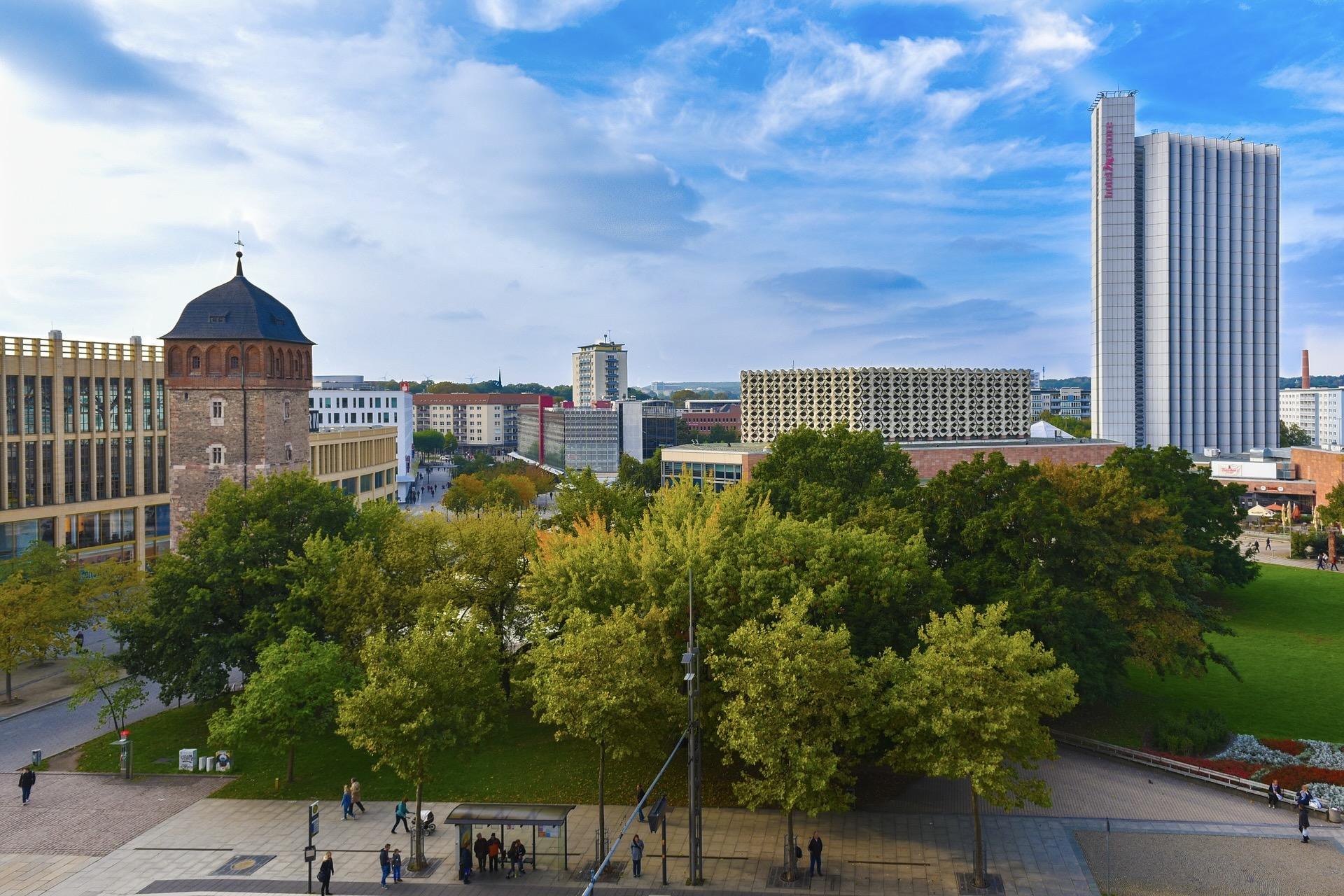 Chemnitz gehört auch zu den Ausflugszielen in Sachsen