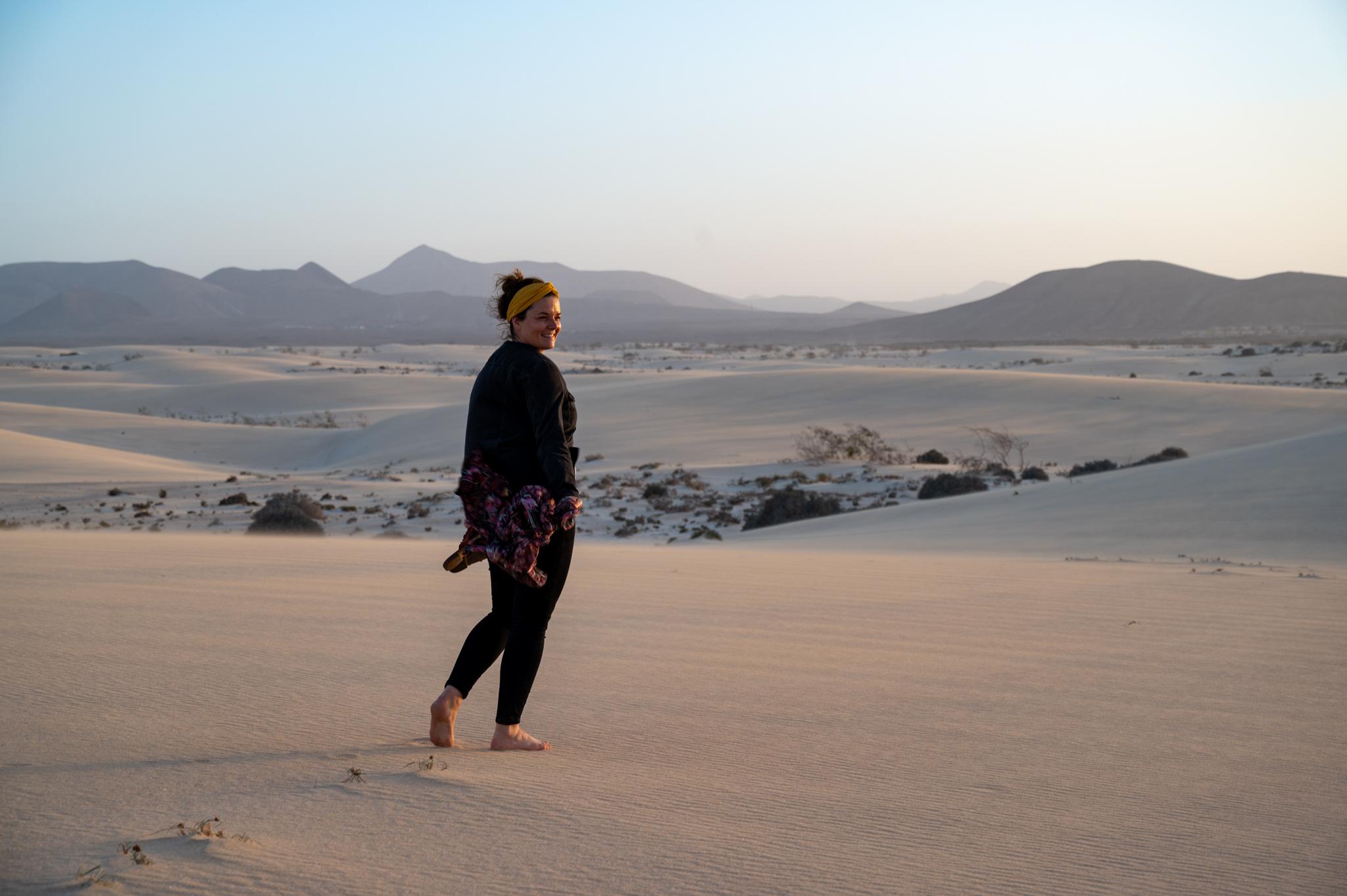 La Dunas el Jable: die wichtigsten Sehenswürdigkeiten Fuerteventura
